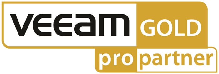 Nunsys ProPartner_gold Veeam