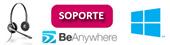 Soporte con BeAnywhere
