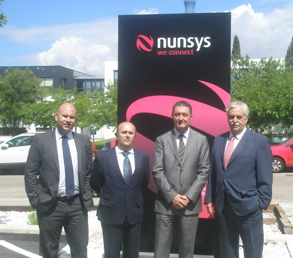 visita secretario industria José Monzonis