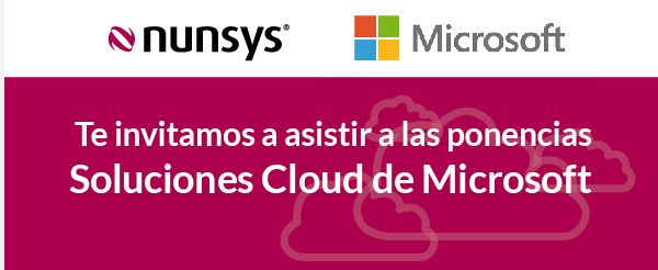 nuevo evento microsoft cloud computing