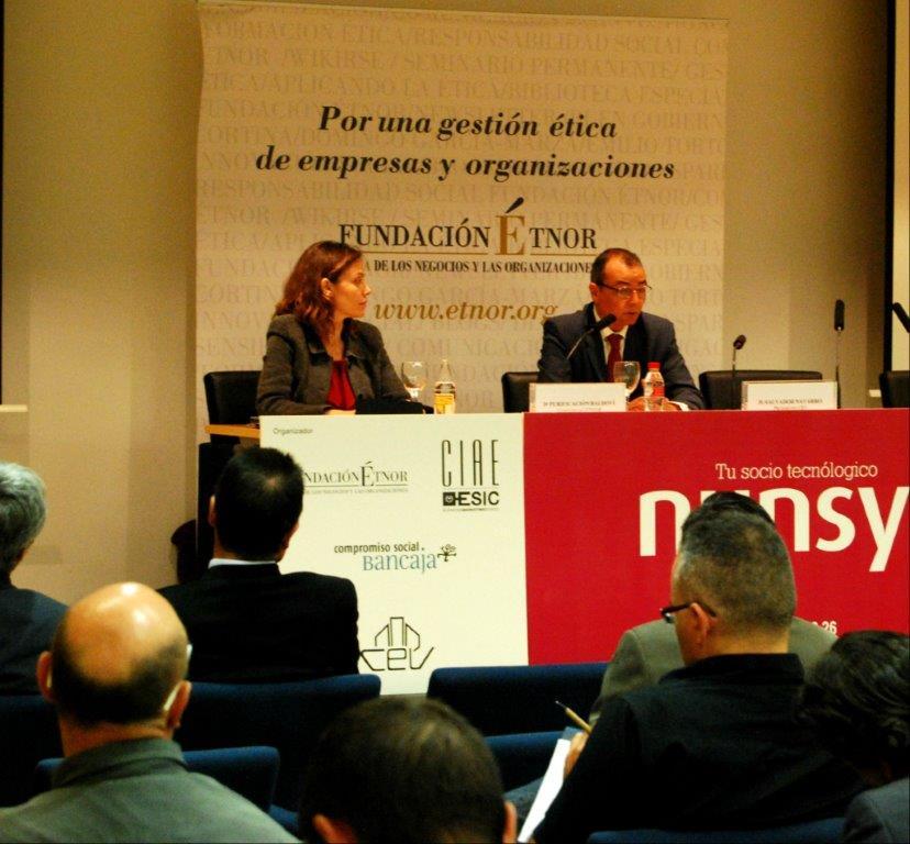 4 Resumen del I Encuentro Empresarial de Ética y RSE de Valencia