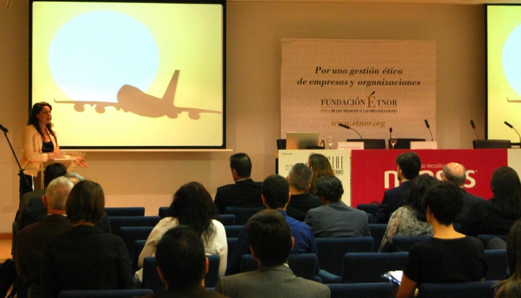etnor etica evento 1024x586 Resumen del I Encuentro Empresarial de Ética y RSE de Valencia