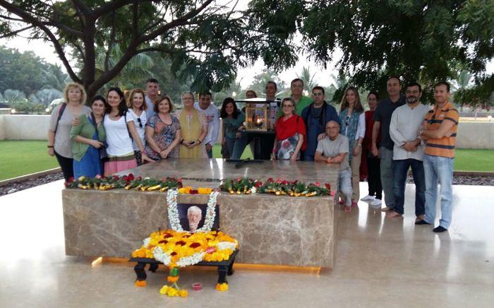 Foto Anantapur grupo opt Anantapur: Namaste, un viaje a la India junto a la Fundación Vicente Ferrer