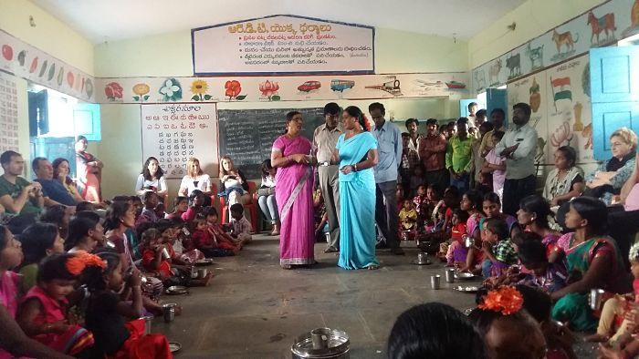 fundacion vicente ferrer india Anantapur: Namaste, un viaje a la India junto a la Fundación Vicente Ferrer