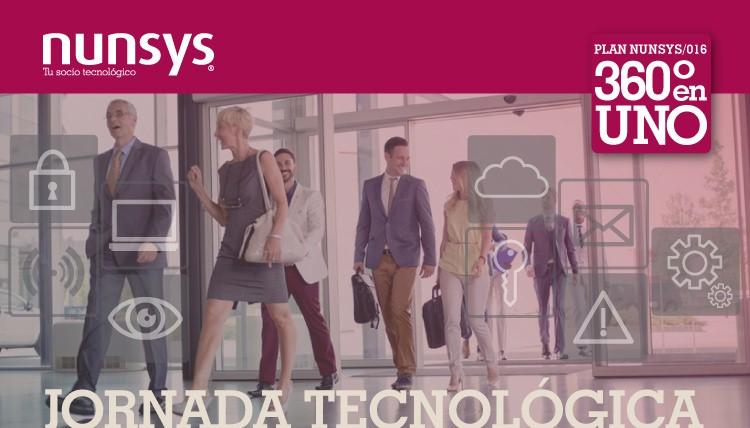 Imagen de la Jornada Tecnológica de Nunsys: Gestión y Control de Accesos en Castellón