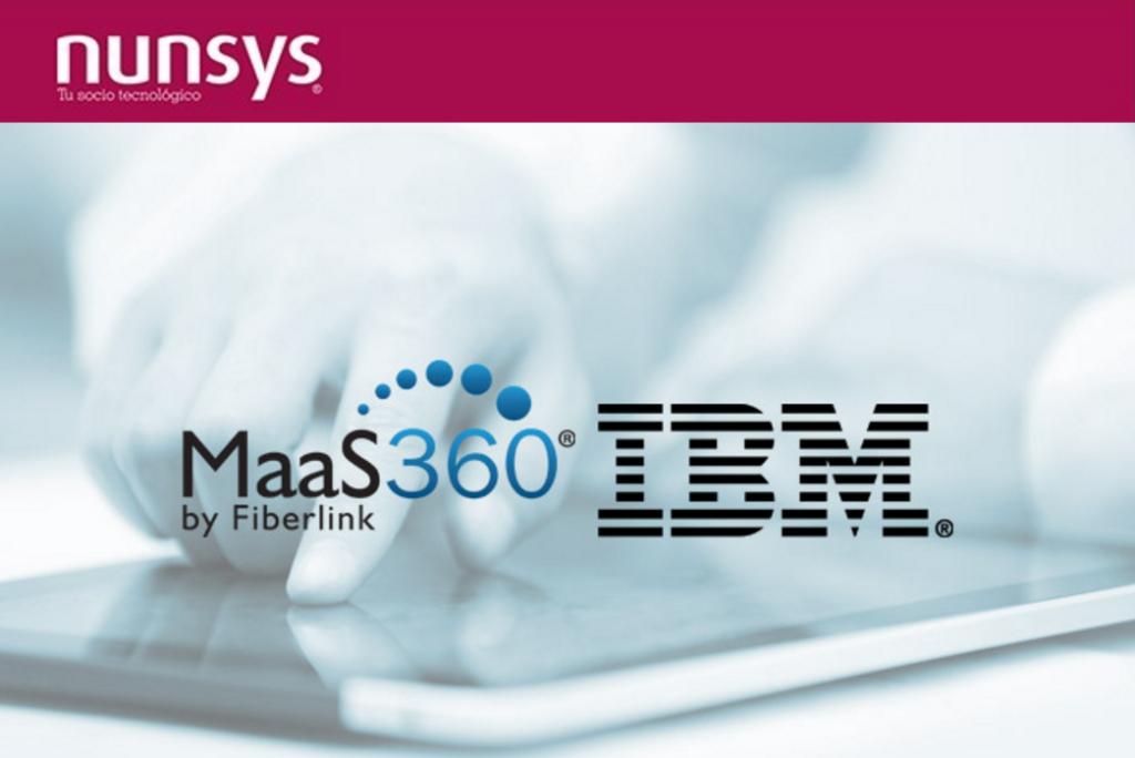 Webinar Nunsys sobre Seguridad y Movilidad IBM
