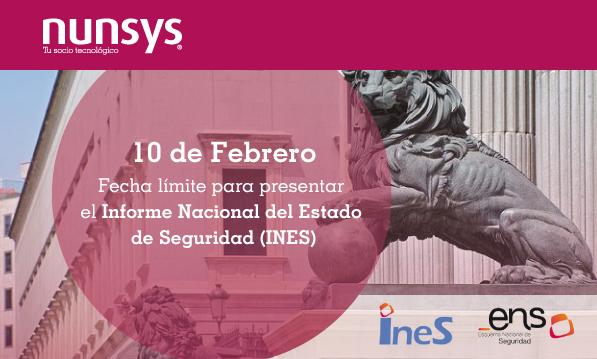 Campaña Nunsys de apoyo a Ayuntamientos para la presentación del INES