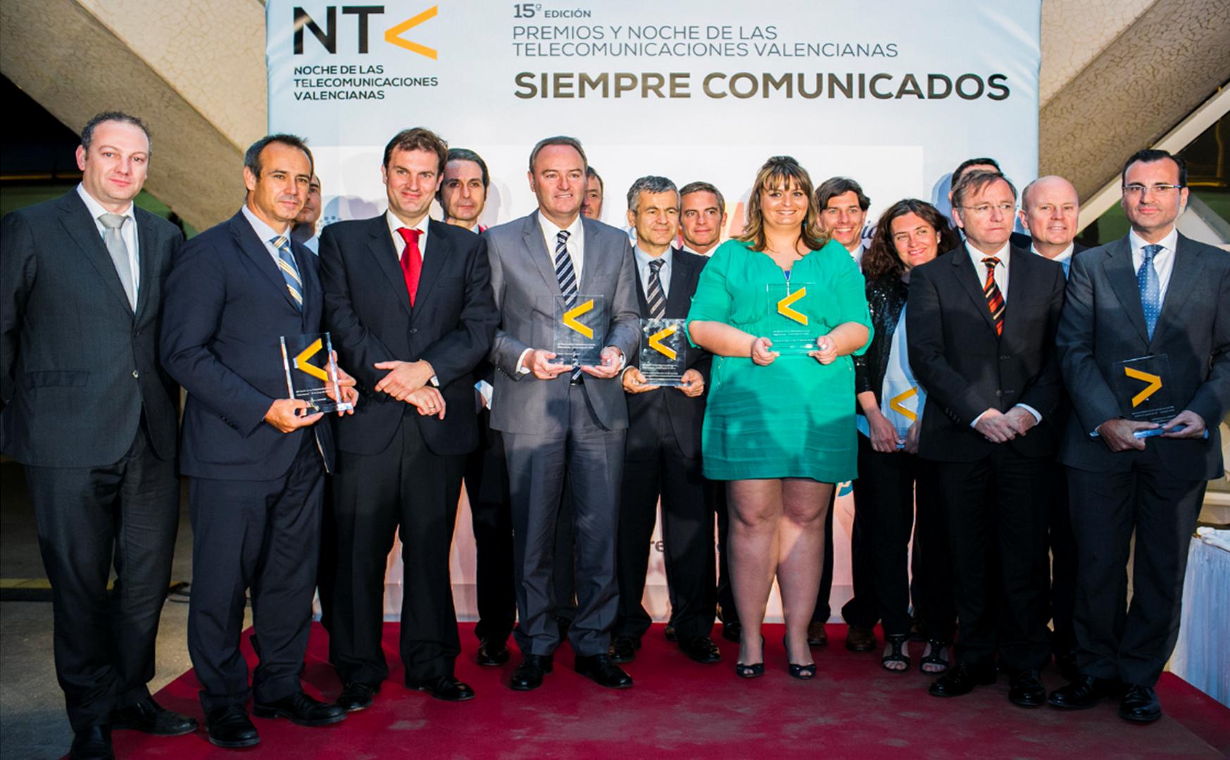 NTV 2013 - XV Edición