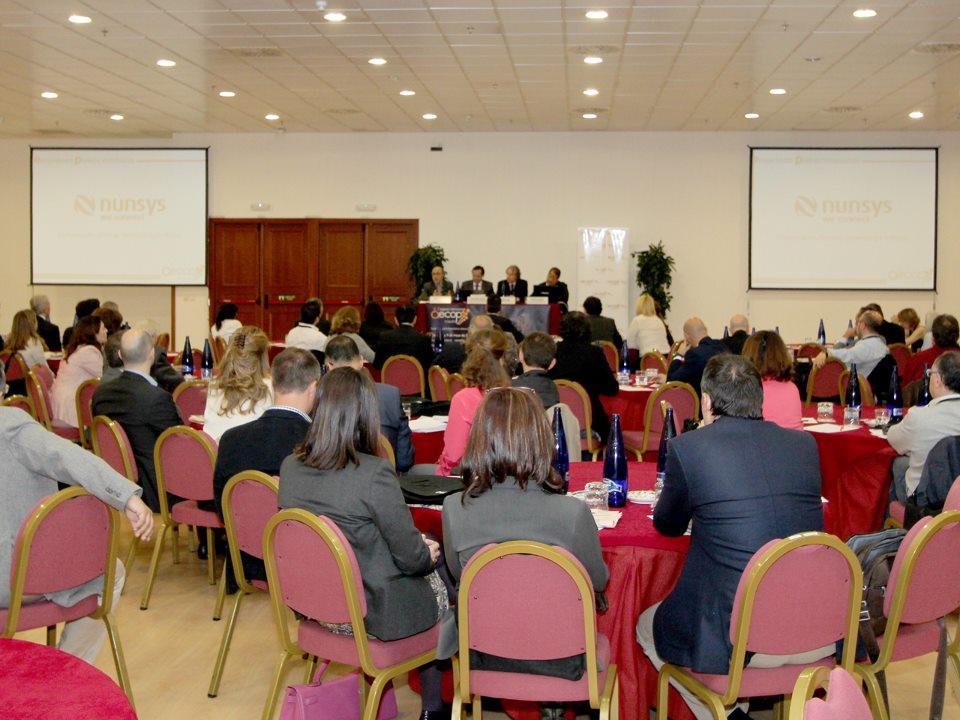 Nunsys patrocina el II Congreso Internacional AECOP