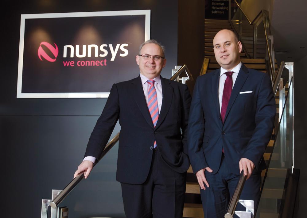 Nunsys expansión Nacional Madrid