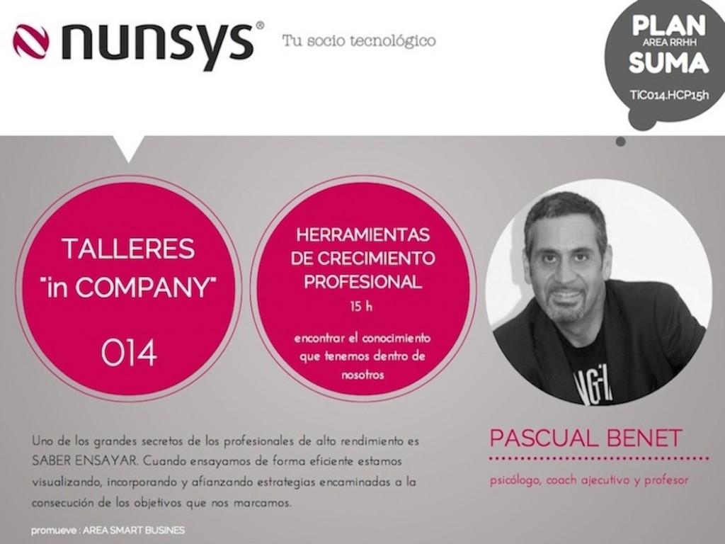 Pascual Benet Nunsys