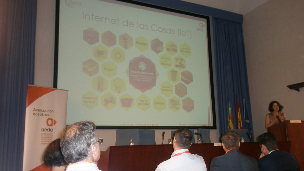 forum aecta big data valencia