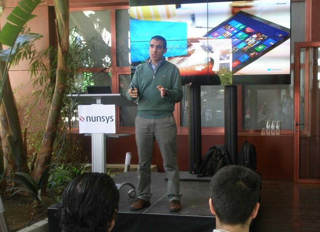 ponencia microsoft day nunsys