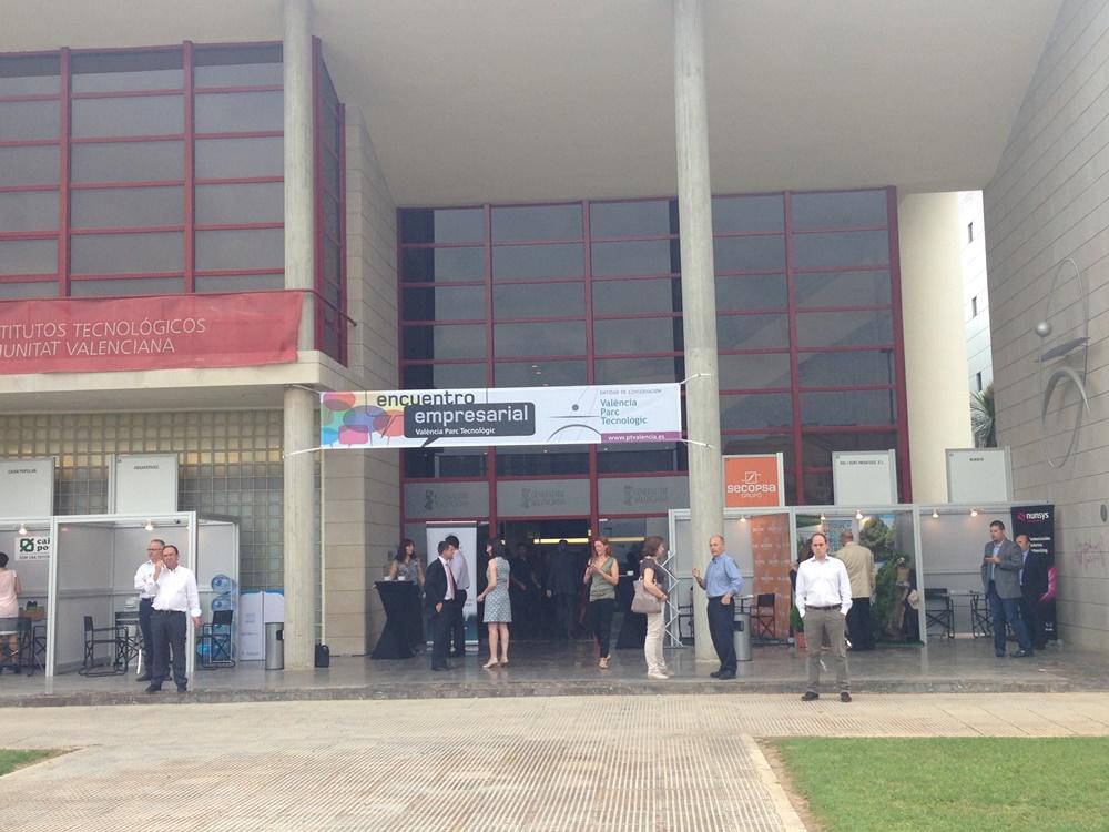 FeriaEmpresarial PTPaterna2014