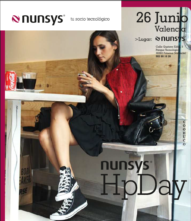 nunsys hp day