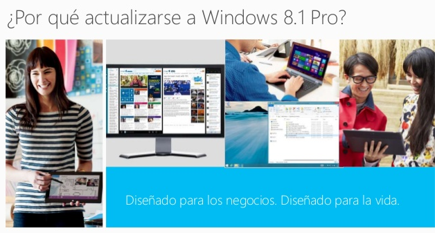 Ventajas de migrar a windows 8