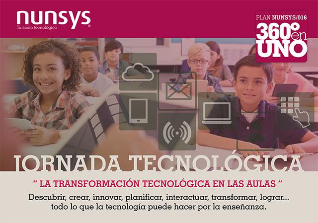 jornada tecnológica educación