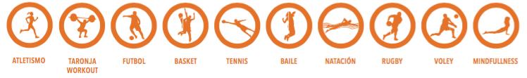 Categorías en las que participa Nunsys Sport Team en Taronja Games Business