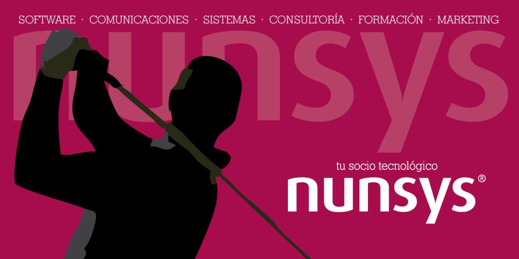 """Nunsys Patrocinador del XVII Trofel de Golf  """"Las Provincias"""""""
