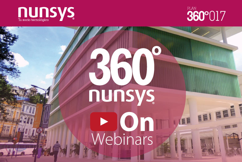 Webinar Nunsys para Administración Pública