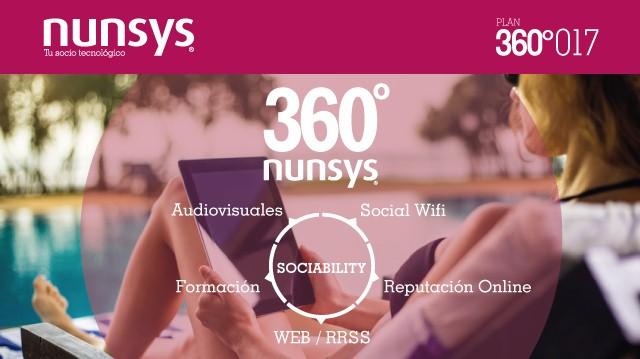 Nunsys: Solución de Social Wifi para Hoteles (Social & Beyond)
