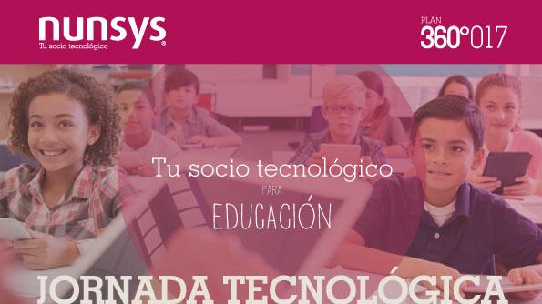 Jornada Nunsys Educación: Aulas Inalámbricas (HPE-ARUBA) (Valladolid)