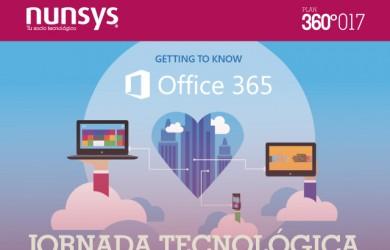 Desayuno Office 365 Nunsys