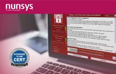 Nunsys CERT, lucha contra ciberataques Ransomware