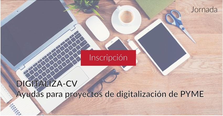 Inscripción Jornadas Tecnológicas Cámara Valencia